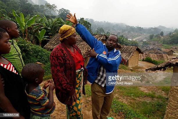 Raped Women In Luvungi Au Congo dans la région du NordKivu des miliciens sortant de la forêt se sont attaqués au village de Luvungi 2 000 habitants...