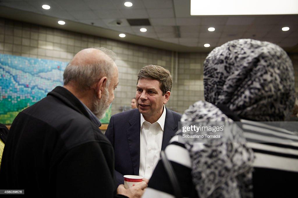 Dan Sullivan Campaigns for US Senate in Alaska