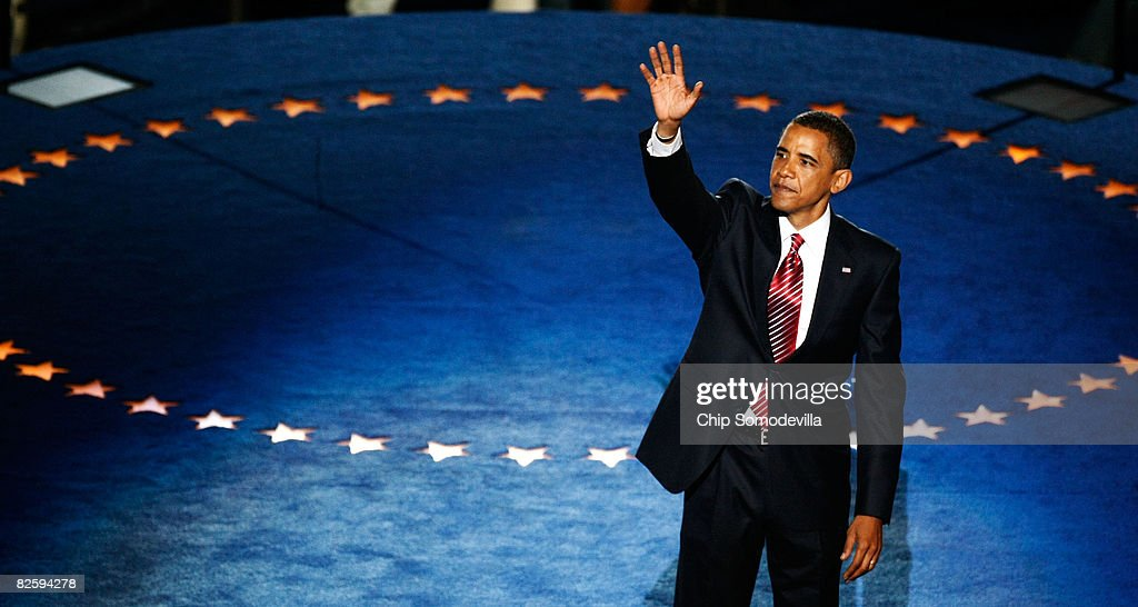 2008 Democratic National Convention: Day 4 : News Photo