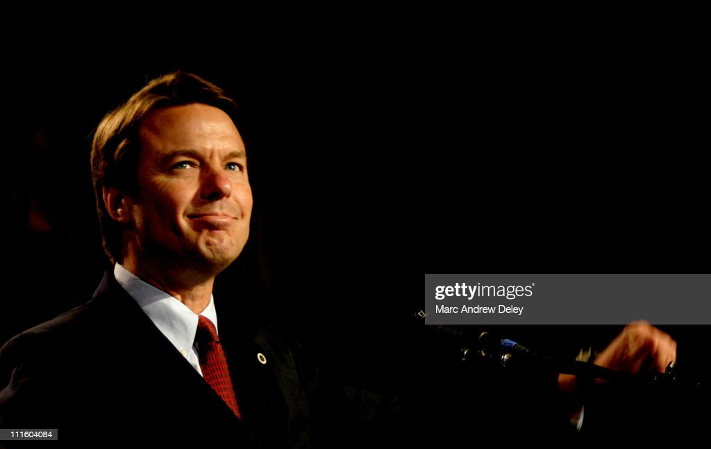 Democratic Vice Presidential Candidate John Edwards Addresses the Nation on