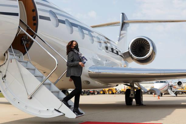 MI: Vice Presidential Nominee Kamala Harris Campaigns In Michigan