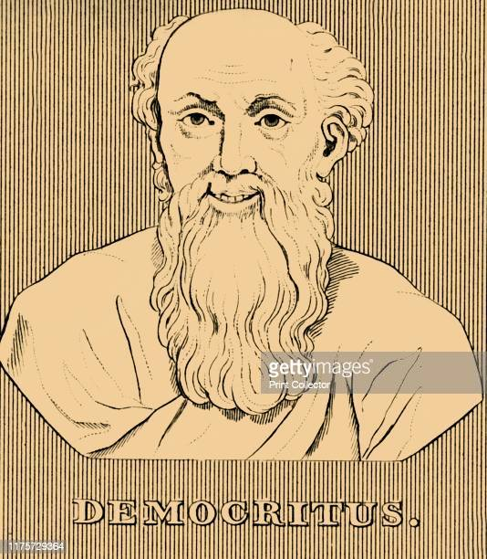 Democritus' 1830 Democritus Ancient Greek preSocratic philosopher remembered for his formulation of atomic theory of the universe From Biographical...