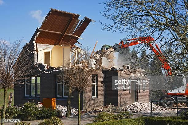 Demolition house # 4 XL