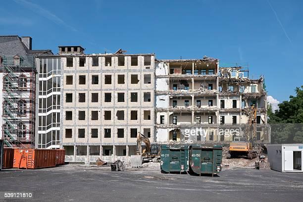 Ginge ein Altes Bürogebäude