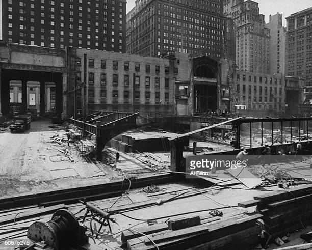 60 top new york city penn station pictures photos - Penn station madison square garden ...
