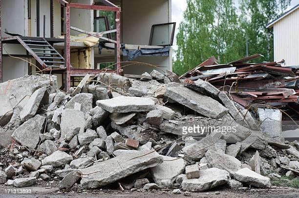 Demolition trabalho