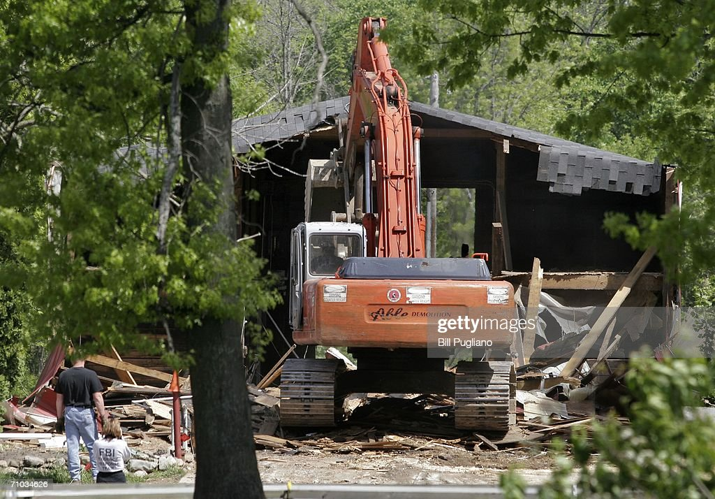 Search For Jimmy Hoffa's Remains Continues In Small Michigan Town : News Photo