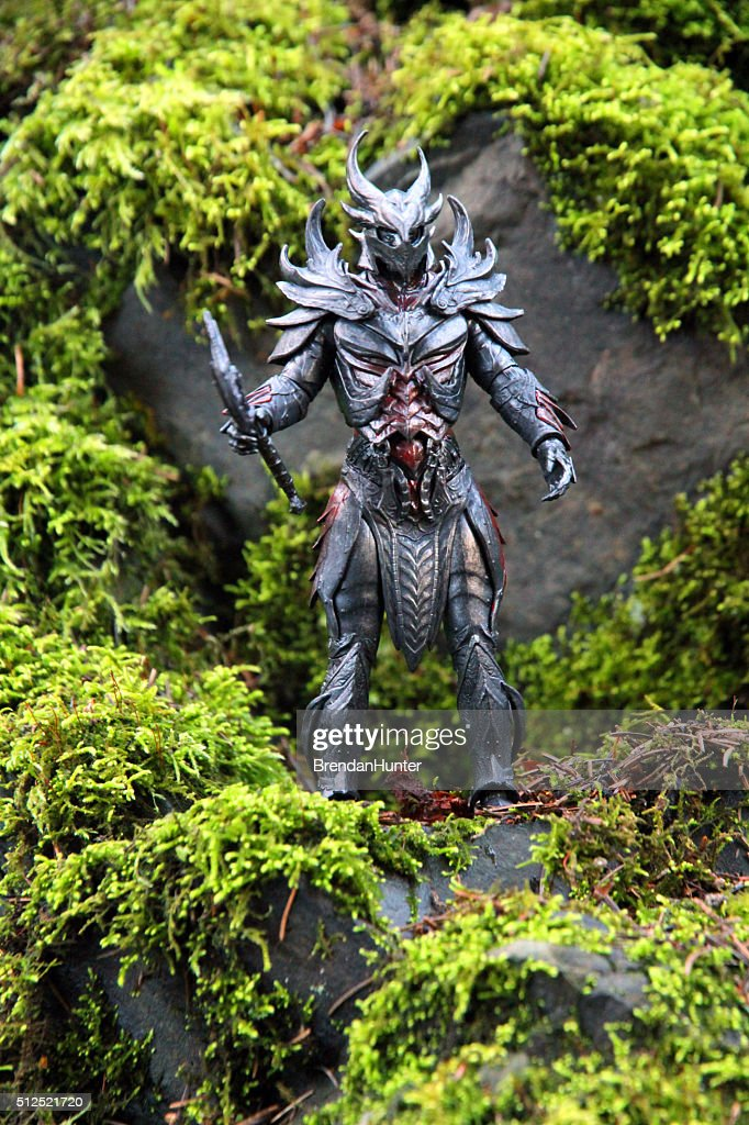 Demon At High Hrothgar Stock Photo - Getty Images