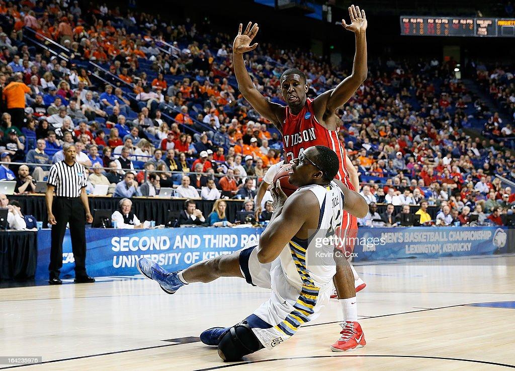 NCAA Basketball Tournament - Second Round - Lexington