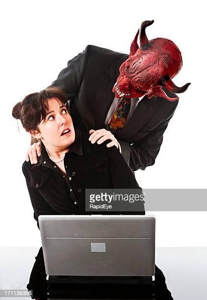 Dämonische Mitarbeiter