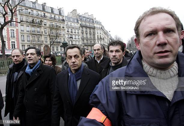 Demonstration Against Racism And Antisemitism After The Death Of Ilan Halimi On February 26Th 2006 In Paris France Here Several Tens Of Thousands Of...