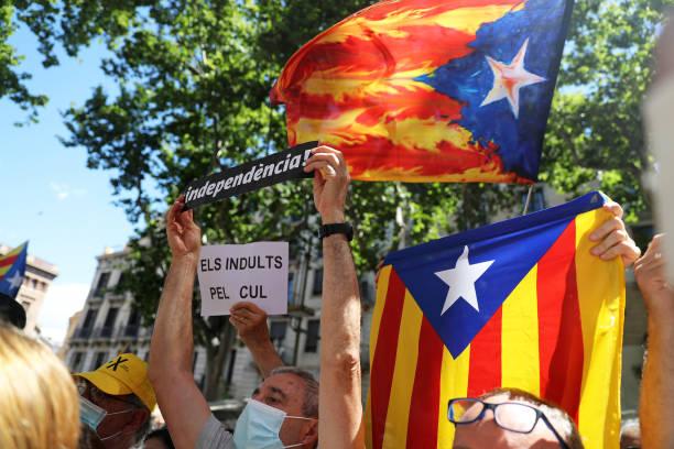 ESP: Demonstration Against Pedro Sanchez
