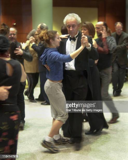 A demonstration by 50 dancers from the Tango Society of Minnesota 7 pm Tue Ridgedale Area Library 12601 Ridgedale Dr Minnetonka Steve Lee a ballroom...