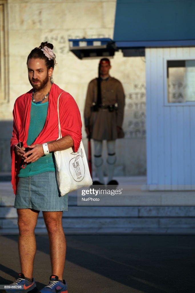 LGBTQ demostration in Athens : News Photo