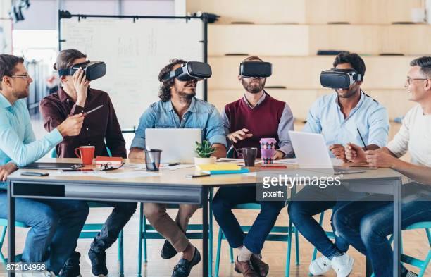VR-demonstration