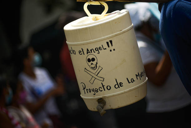 SLV: Salvadorans Protest To Protect Water