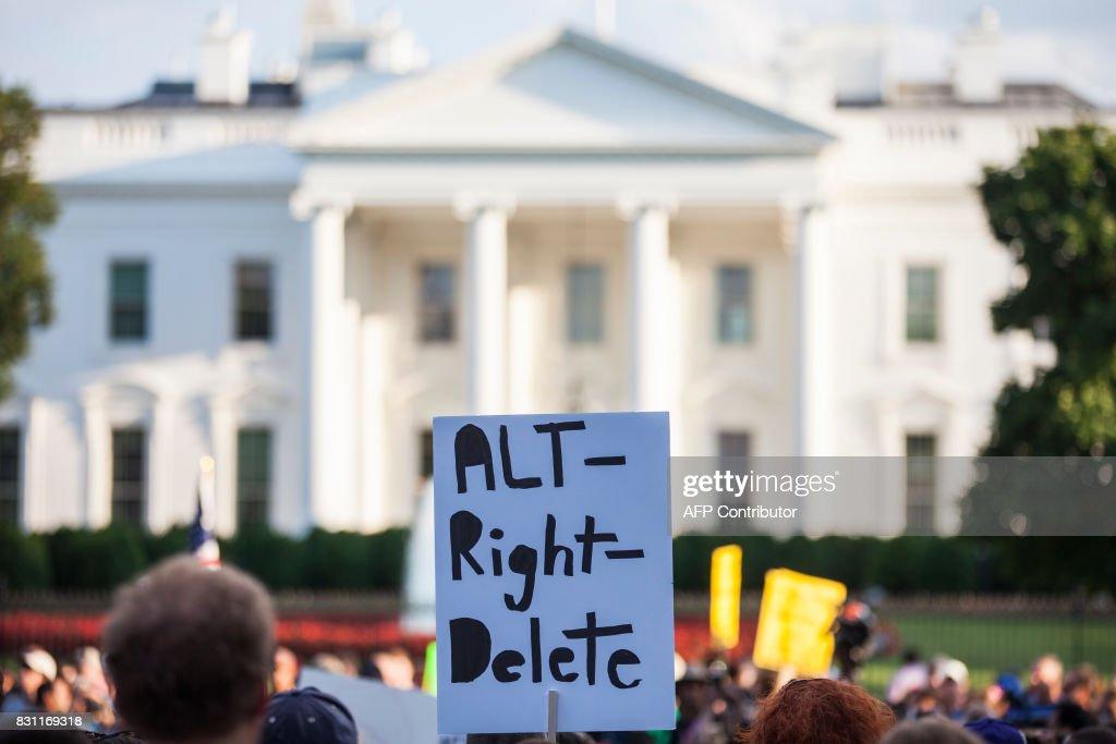 US-POLITICS-RACISM-SOCIETY-PROTEST : News Photo