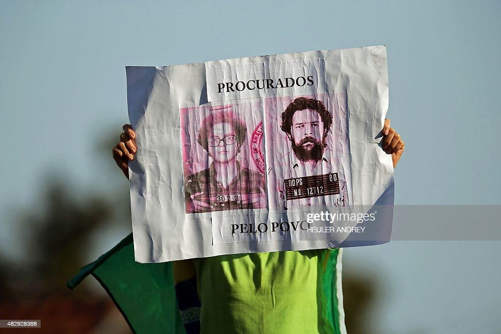 BRAZIL-CORRUPTION-PETROBRAS-DIRCEU : News Photo