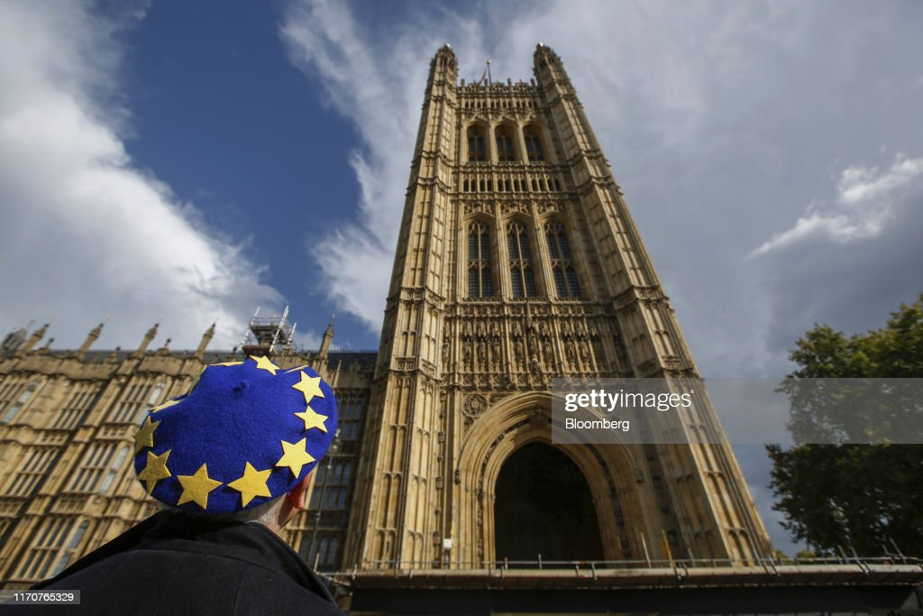 Supreme Court Rules On Boris Johnson's Suspension Of Parliament : News Photo