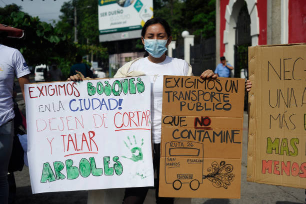 SLV: Global Climate Strike - San Salvador