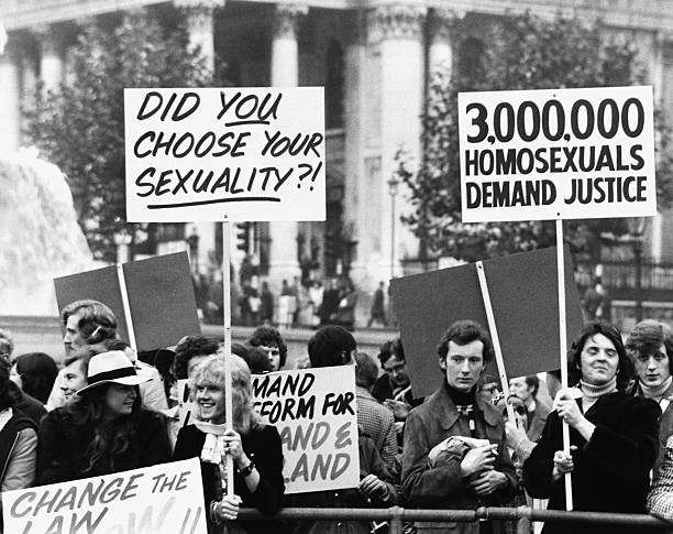 UNS: LGBT+ History Month UK: Trailblazers And Significant Moments
