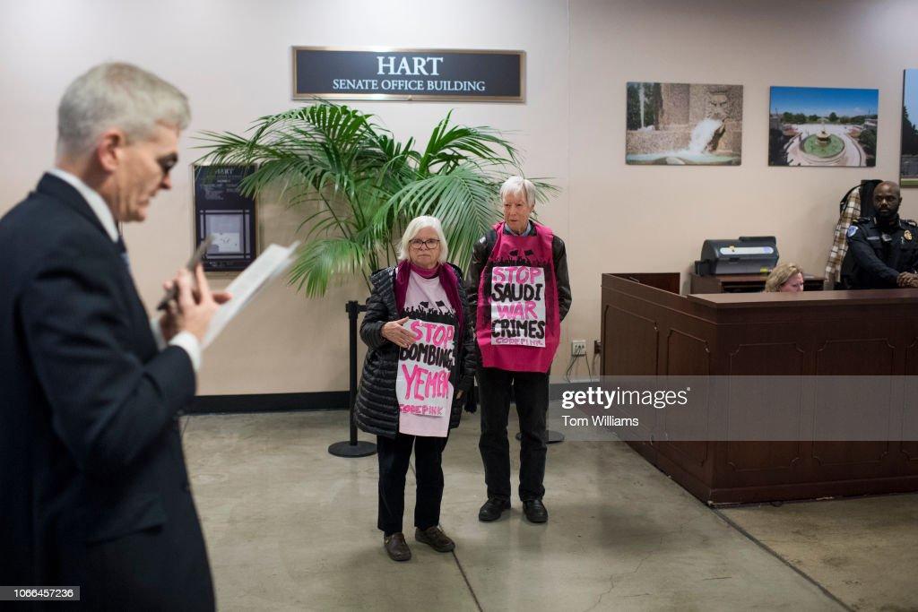 Code Pink : News Photo