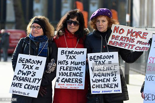 The Supreme Court Hears Bedroom Tax Appeal Photos And Premium High Res Pictures Getty Images