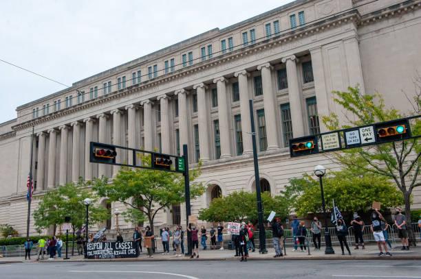 OH: Breonna Taylor Decision Protest In Cincinnati