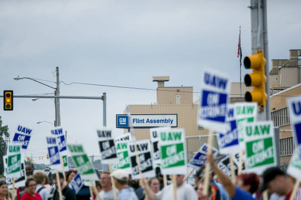 MI: GM Faces Losses Of $50 Million A Day As UAW Digs In For Strike