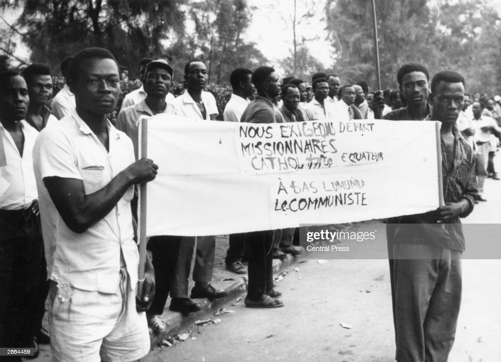 Jun Zaire Gains Independence Photos And Images Getty Images - Congo independence day
