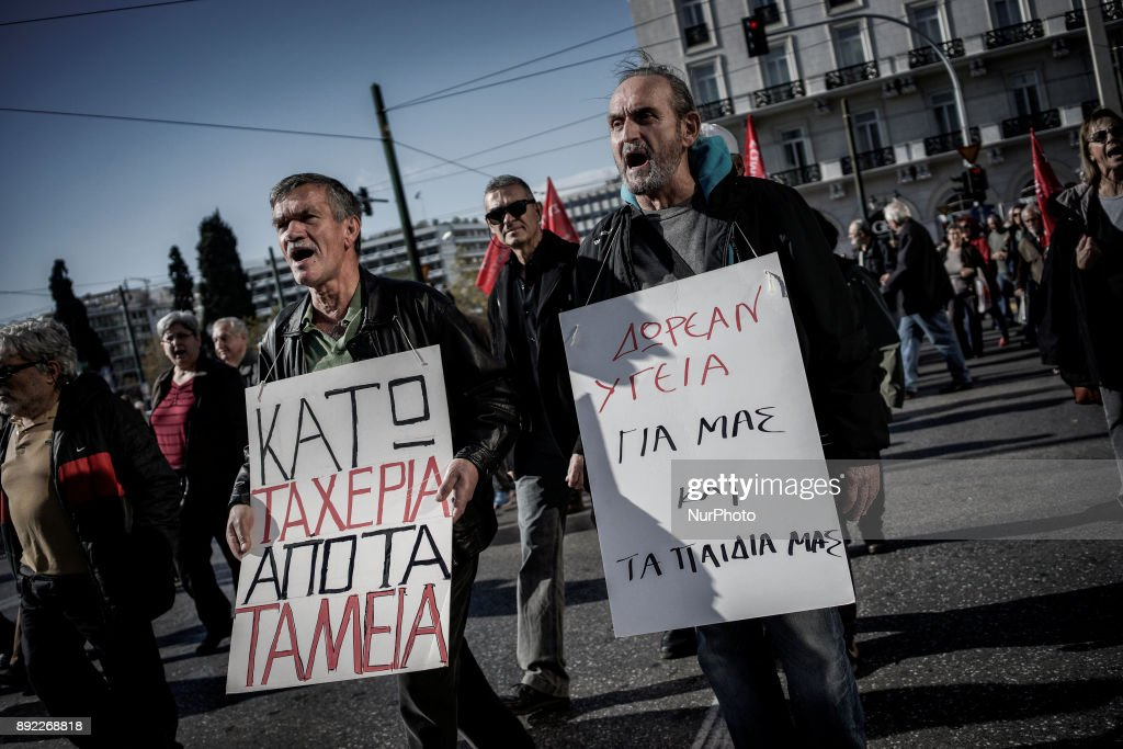 24-hour strike in Greece