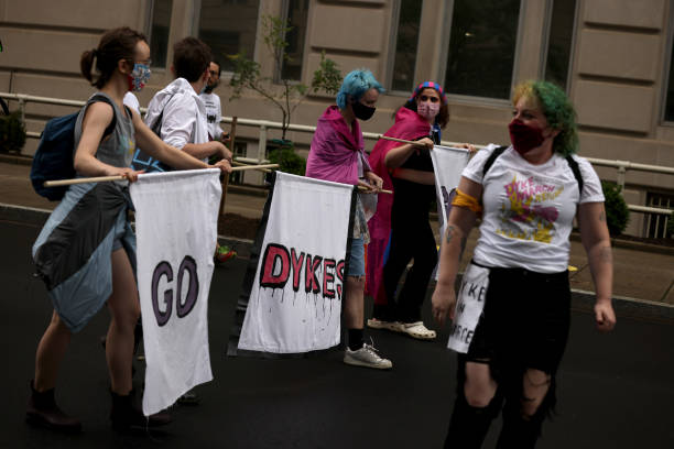 DC: DC Dyke March Kicks Off Pride Month In Nation's Capital