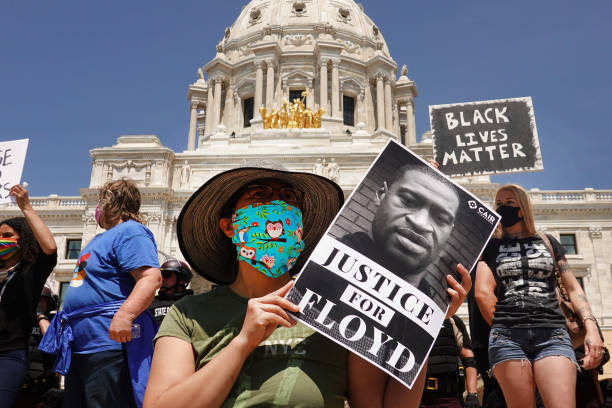 MN: Protests Continue In Minneapolis And St. Paul Over Death Of George Floyd