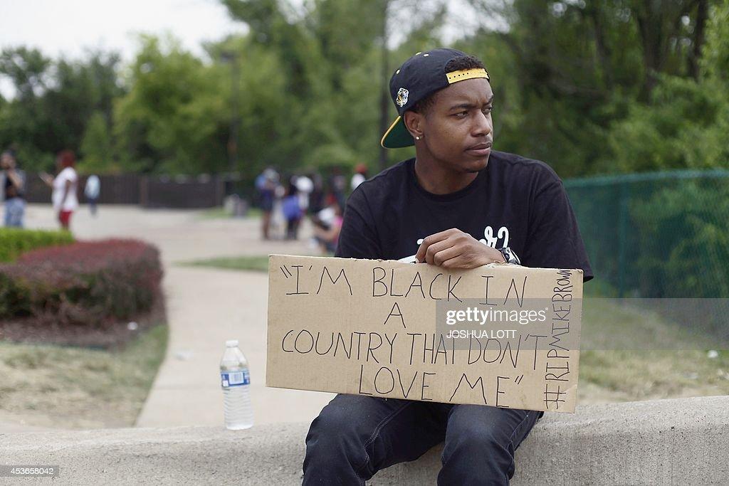 US-CRIME-RACE-POLICE-SHOOTING : News Photo