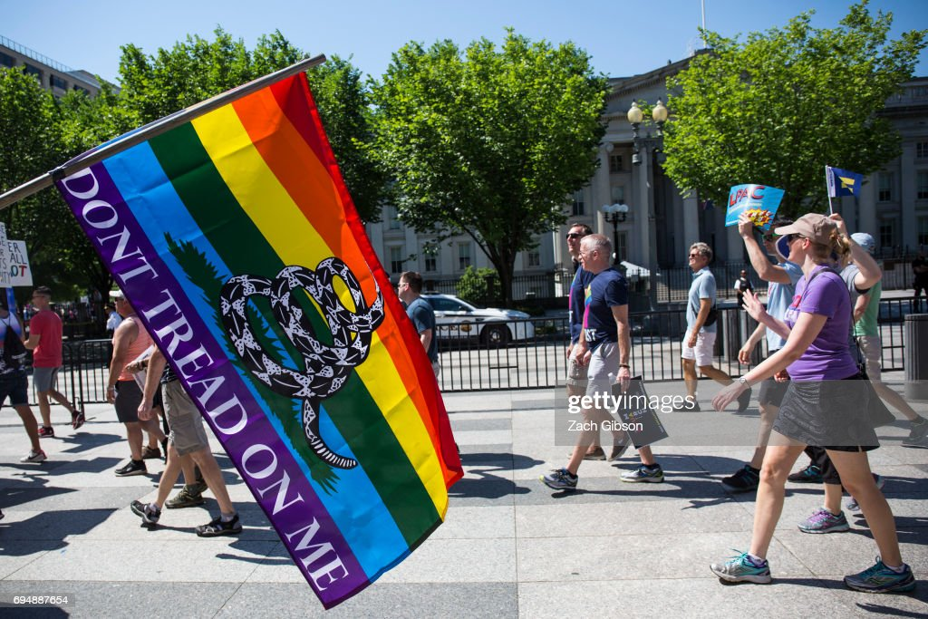 Thousands Gather For Equality March For Unity And Peace In Washington DC : News Photo
