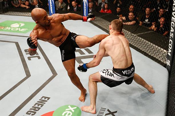 UFC 174 - Johnson v Bagautinov