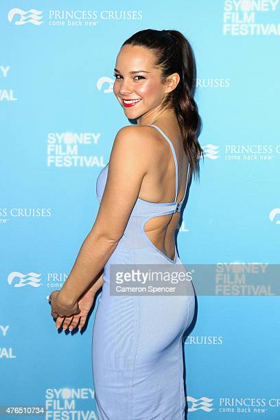 Dena Kaplan arrives at the' Women He's Undressed' world premiere at the Overseas Passenger Terminal on June 10 2015 in Sydney Australia