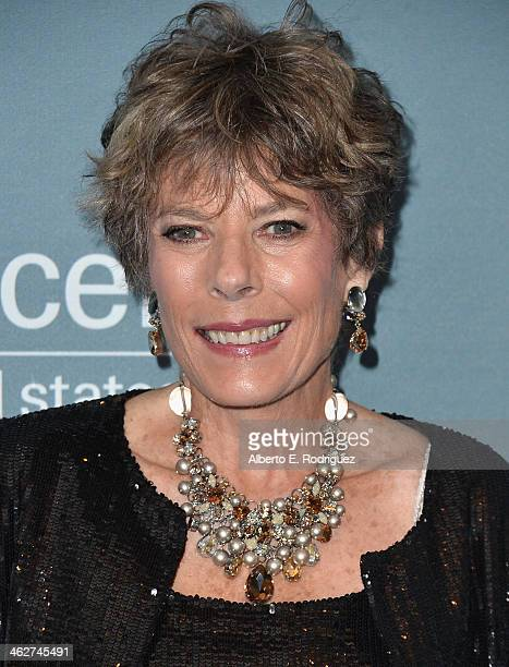 Dena Kaye arrives to the 2014 UNICEF Ball Presented by Baccarat at the Regent Beverly Wilshire Hotel on January 14 2014 in Beverly Hills California