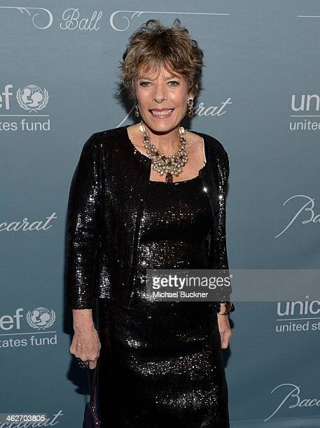 Dena Kaye attends the 2014 UNICEF Ball presented by Baccarat at the Beverly Wilshire Four Seasons Hotel on January 14 2014 in Beverly Hills California