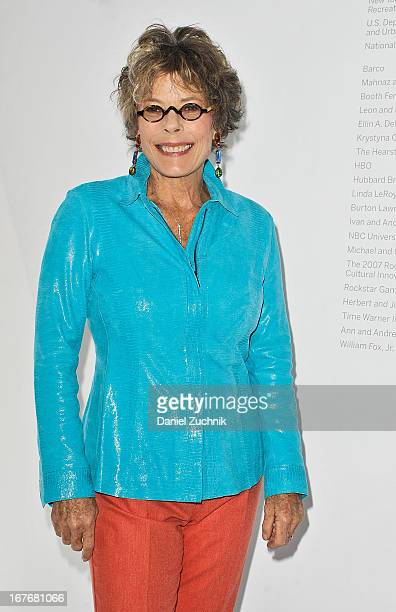 Dena Kaye attends the Museum of the Moving Image Tribute to Danny Kaye at the Museum of the Moving Image on April 27 2013 in New York City