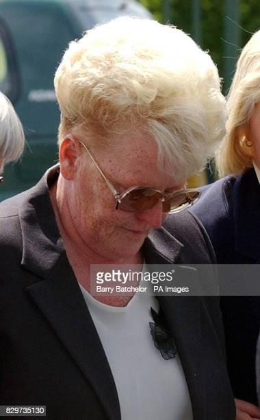 Dena Lloyd arrives court The housewife who is accused of bigamy denied forging her first husband's signature on official documents to gain divorce...