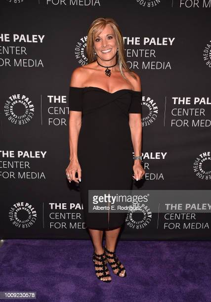 Dena Roten attends The Paley Center For Media Presents A Special Evening With Dionne Warwick Then Came You at The Paley Center for Media on August 1...