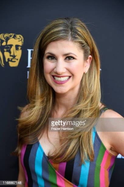 Denah Angel Shenkman attends BAFTA Los Angeles Garden Party at The British Residence on August 18 2019 in Los Angeles California