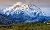 Denali (also known as Mount McKinley) - Alaska - USA