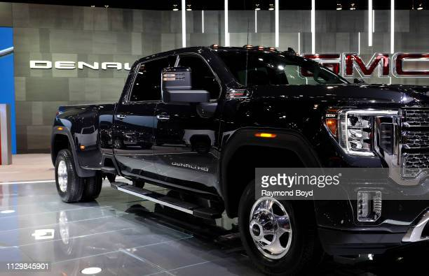 Denali HD is on display at the 111th Annual Chicago Auto Show at McCormick Place in Chicago, Illinois on February 7, 2019.