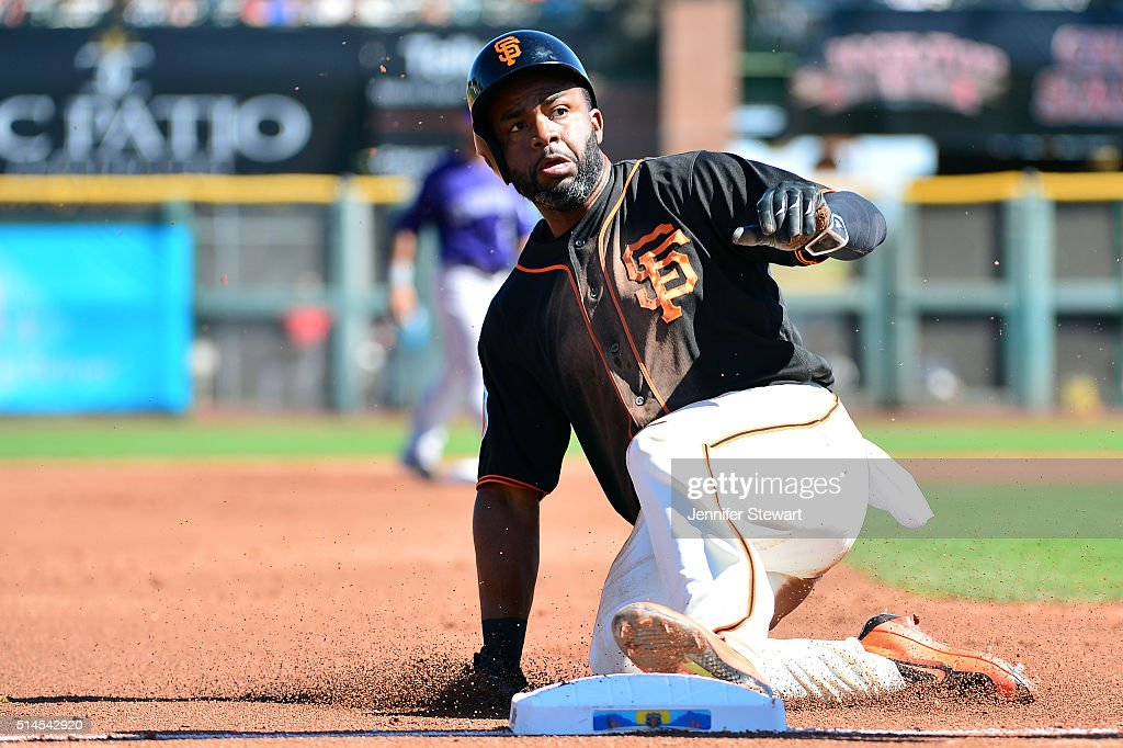 Colorado Rockies v San Francisco Giants : ニュース写真