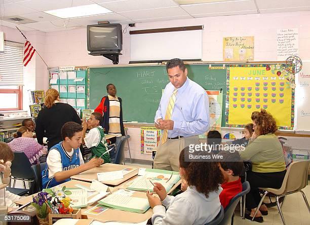 Dendrite's employees joined Junior Achievement staff to teach Kindergarten through eighthgrade students the fivelesson Junior Achievement curriculum