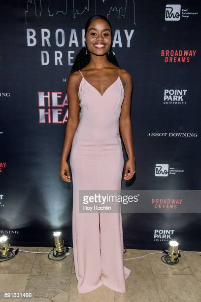 Dene Benton attends the10th Annual Broadway Dreams Supper at The Plaza Hotel on December 12 2017 in New York City
