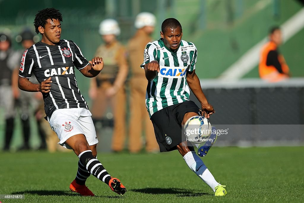 Coritiba v Corinthians - Brasileirao Series A 2014