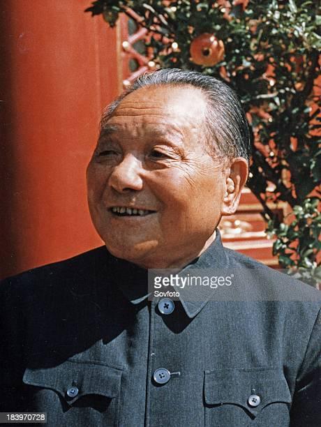 Deng Xiaoping of China. 1987.